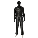 Spider-Man Into Spider-Verse Spiderman Noir cosplay  outfit