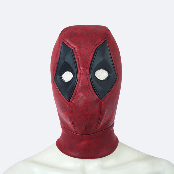 Deadpool mask helmet cosplay accessory