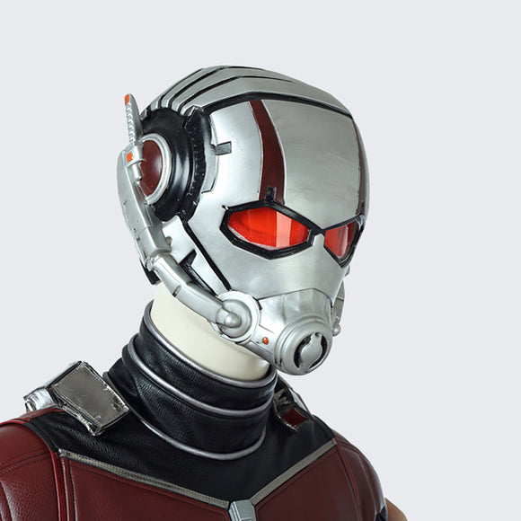 Ant-Man Scott  Lang cosplay accessory helmet