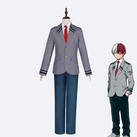 My Hero Academia cosplay costume male outfit