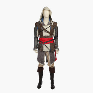 Assassin's Creed Edward Kenway costume cosplay outfit good quality outfit for Haloween