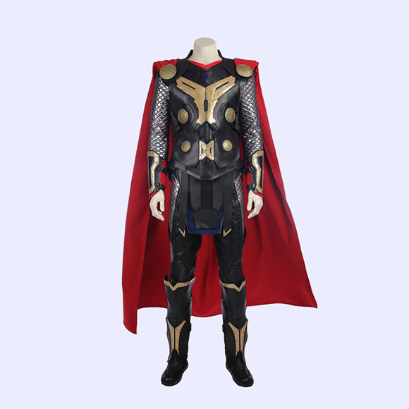 Thor: The Dark World Thor Odinson cosplay costume Halloween outfit