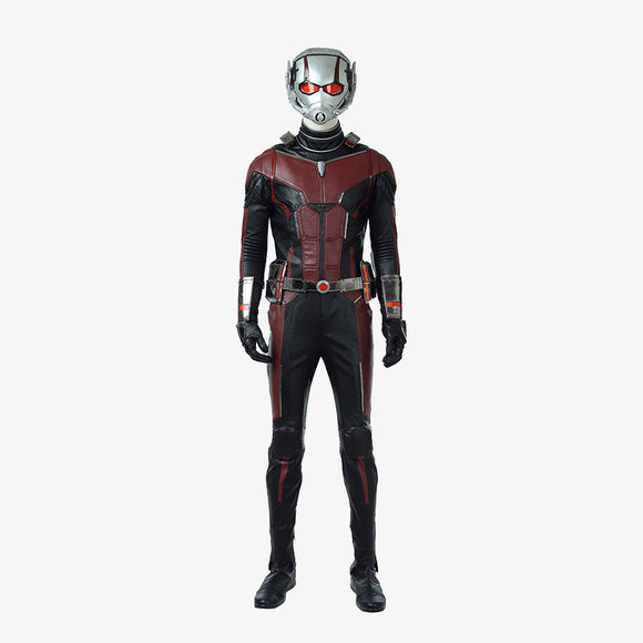 Ant-Man 2 Scott  Lang cosplay costume Halloween outfit men suit jumpsuit superhero outfit