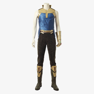 Avengers: Infinity War Thanos costume cosplay outfit men suit Halloween costume