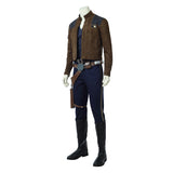 A Star Wars Story Han Solo cosplay costume