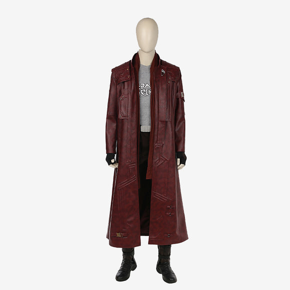 Guardians of the Galaxy Star Lord Peter Quill cosplay costume Halloween outfit