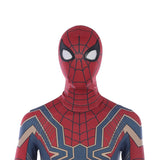 Avengers 3 Infinity War Spiderman cosplay costume