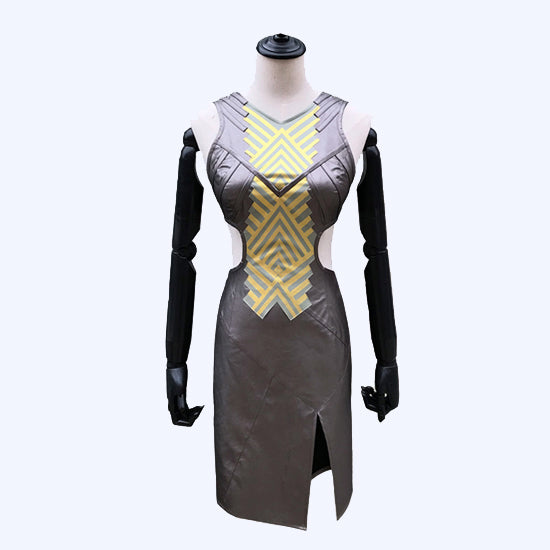 Black Panther - Nakia  cosplay costume