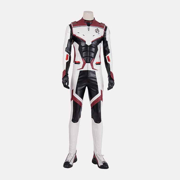 Avengers 4 Quantum Warrior cosplay costume