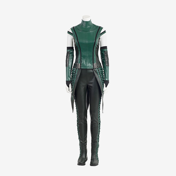 Guardians of the Galaxy 2 Mantis Cosplay costume Halloween