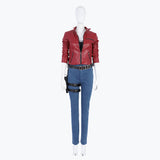 Resident Evil 2 Claire Redfield costume cosplay outfit halloween