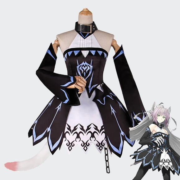 Fate FGO Apocrypha Atalanta cosplay costume dress Halloween dress
