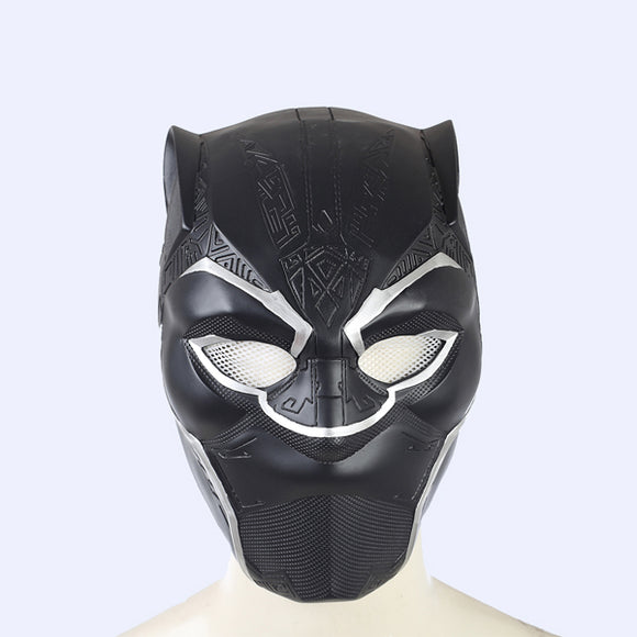 Black Panther T'Challa hero helmet mask