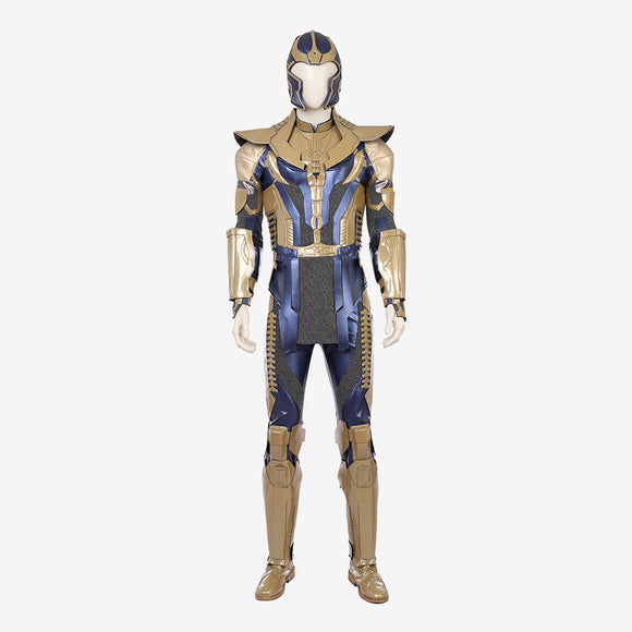 Avengers 3: Infinity War Thanos cosplay costume Halloween outfit