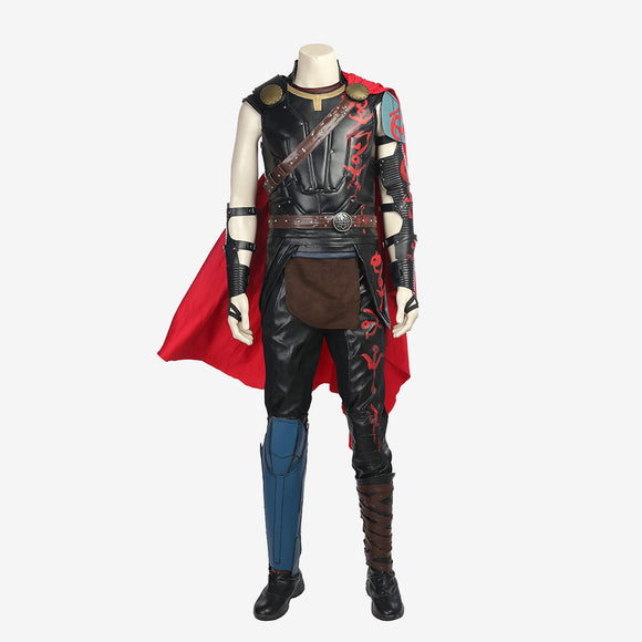 Thor 3 Ragnarok Thor cosplay costume superhero outfit Halloween men