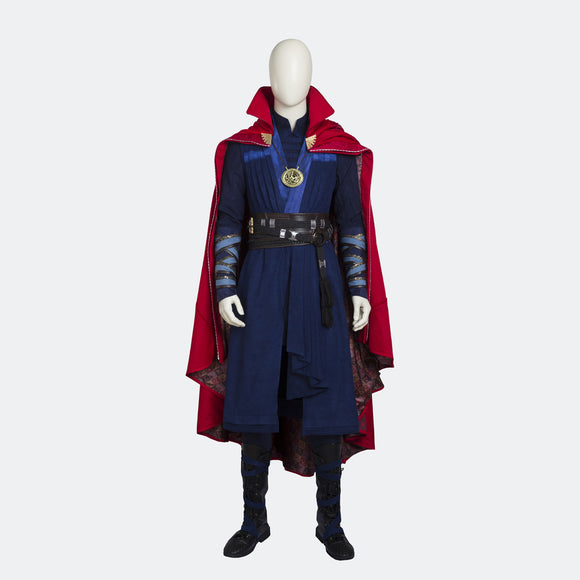 Doctor Strange Stephen cosplay costume