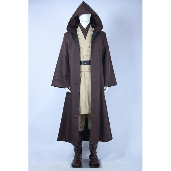 Star Wars Obi-Wan Kenobi cosplay costume