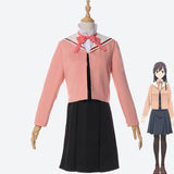 Eventually I Will Become Yours Koito Yuu/Nanami Touko cosplay costume Halloween anime outfit