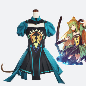 Fate Apocrypha Atalanta cosplay costume Halloween