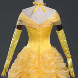 Beauty and The Beast Belle cosplay dress