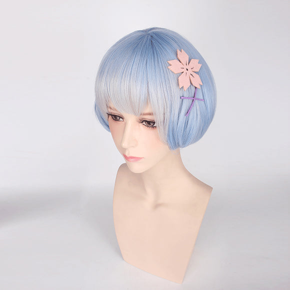 Starting Life in Another World Rem/ Ram wig