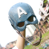 Captain America helmet mask