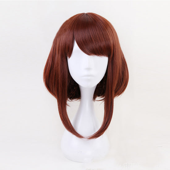 My Hero Academia Ochaco Uraraka wig cosplay accessory