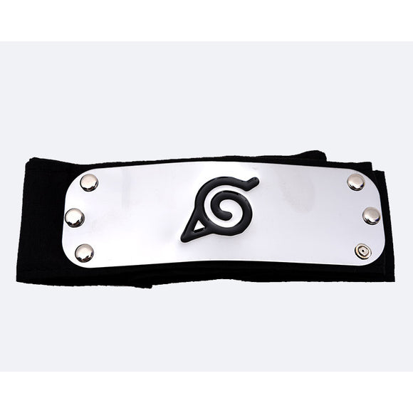 Naruto headband cosplay accessory