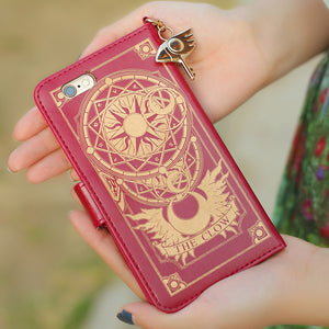 Card Captor Phone case
