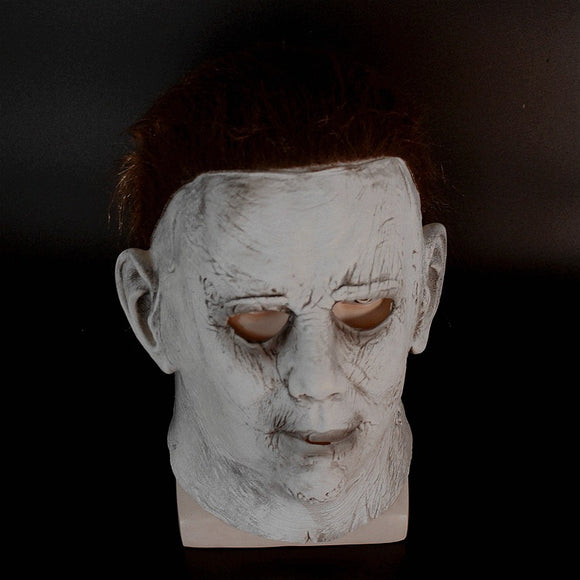 Halloween Michael Myers helmet/ mask cosplay prop