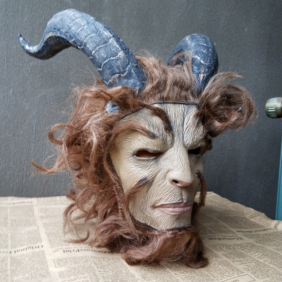 Beauty and The Beast helmet/ mask cosplay prop