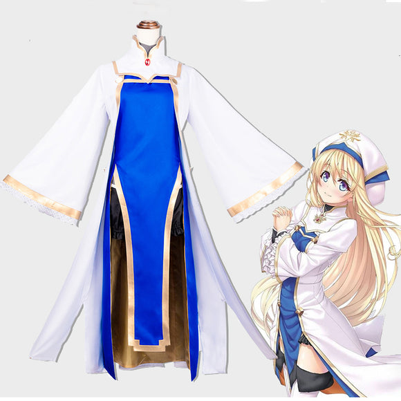 Goblin Slayer Priestess costume cosplay dress Halloween