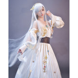 Fate FGO Anastasia cosplay dress costume