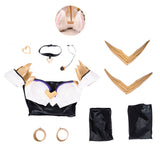 League of Legends KDA Ahri cosplay costume