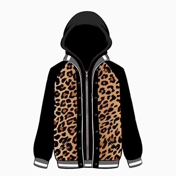 Yuri on Ice Yuri Plisetsky cosplay tiger hoodie