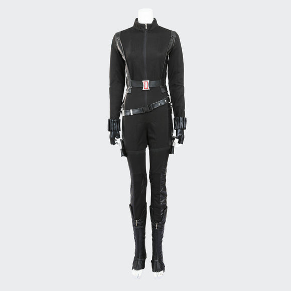 Captain America  Black Widow costume cosplay Hallowen costume