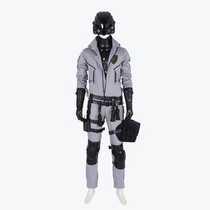 Cyberpunk 2077 war costume cosplay male outfit high quality Halloween costume
