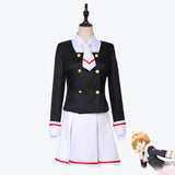Card Captor Clear Card Sakura costume cosplay uniform