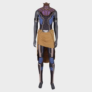 Black Panther Princess Shuri Cosplay Jumpsuit