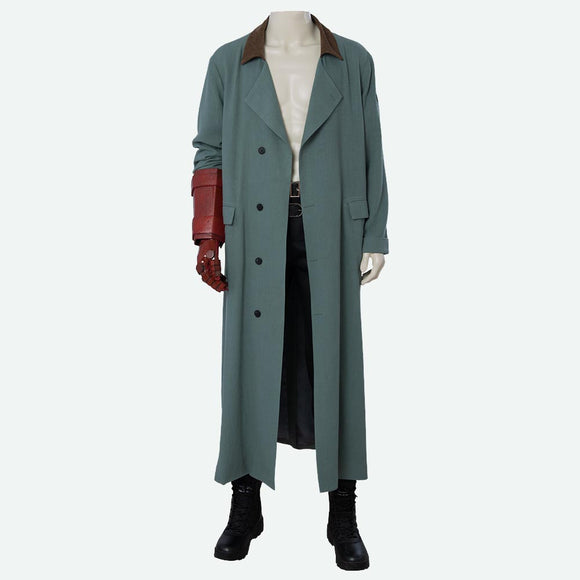 Hellboy: Rise of the Blood Queen Cosplay Cloak Men coat