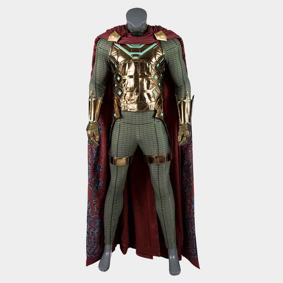 Spiderman: Far From Home Mysterio Costume