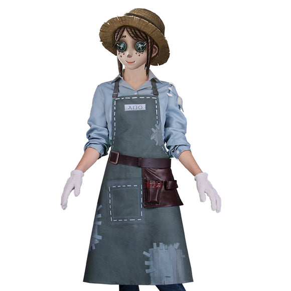 Identity V Gardener outfit cosplay costume