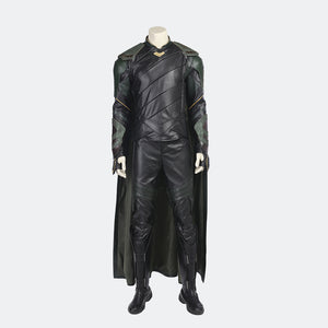 Thor 3 Loki cosplay costume Halloween outfit good quality