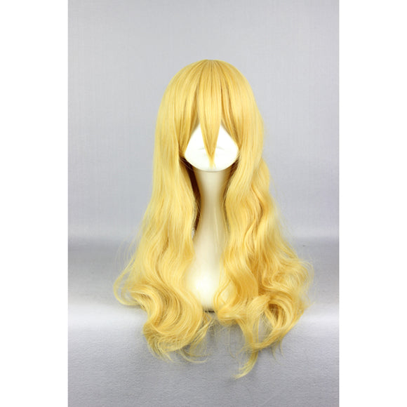 Your Lie in April Miyazano Kaori wig cosplay acessory
