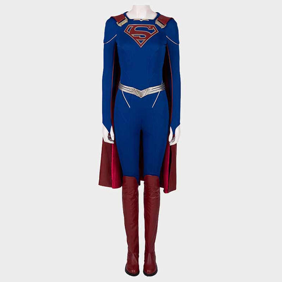supergirl bodysuit