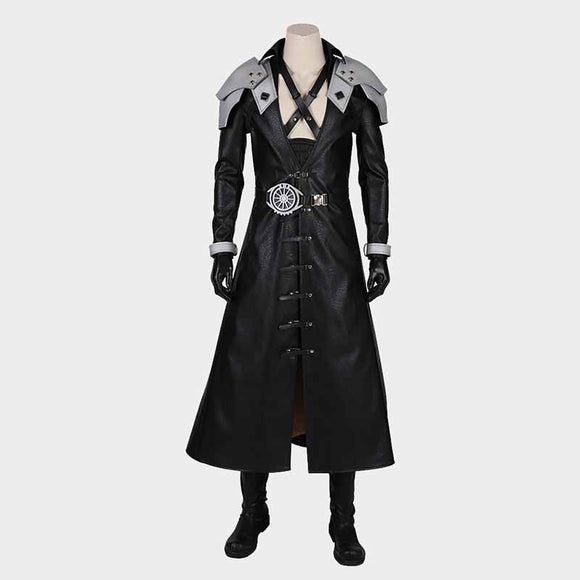 Final Fantasy VII Remake Sephiroth Cosplay costume