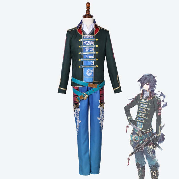 Sengoku Night Blood Date Masamune cosplay costume