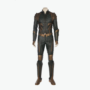 Justice League Aquaman Arthur cosplay costume