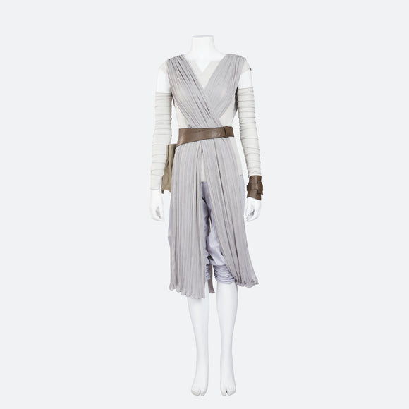 Star Wars - Rey costume cosplay outfit Halloween