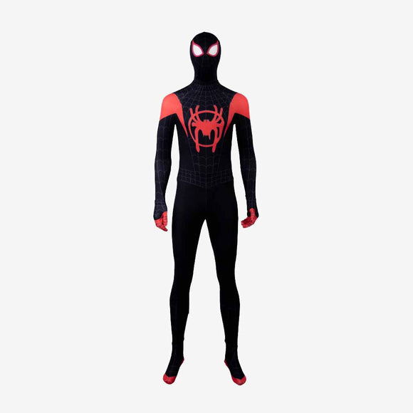 Spider-Man Into Spider-Verse Cosplay Jumpsuit
